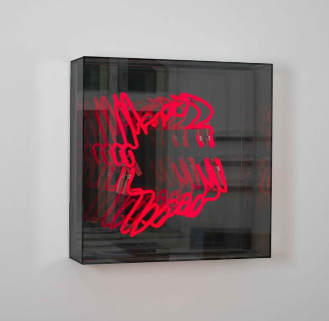 , 'Radiation,' 2015, Galerie Krinzinger
