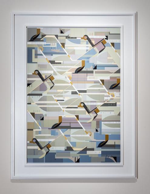 , 'Notation X ,' 2019, Callan Contemporary