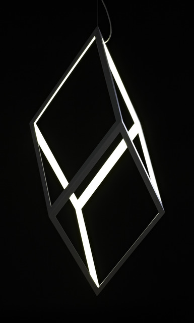 , 'ORP: OBLIQUE RHOMBIC PRISM,' 2012, The NWBLK