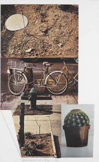 Robert Rauschenberg, 'STREET SOUNDS WEST', 1993, Doyle