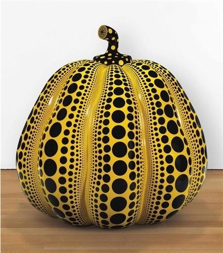 Yayoi Kusama, 'Pumpkin', Christie's