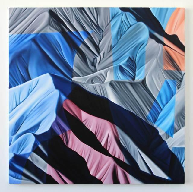 , 'Klee Bluff I,' 2018, Cris Worley Fine Arts