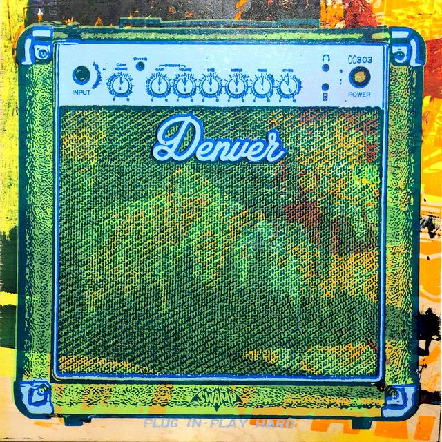 , 'Denver Amp,' 2018, Helikon Gallery & Studios