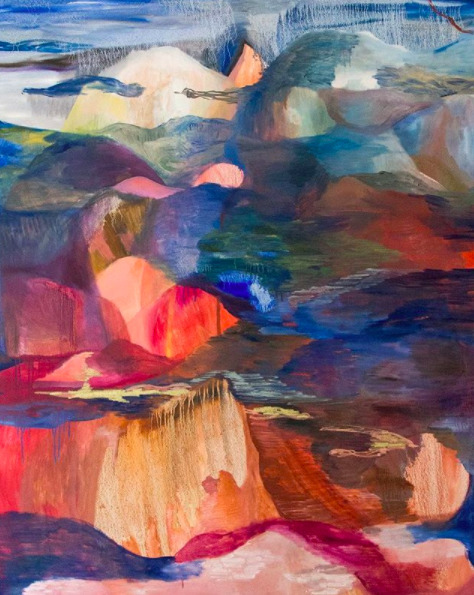 , 'A noite,' 2017, Boiler Galeria