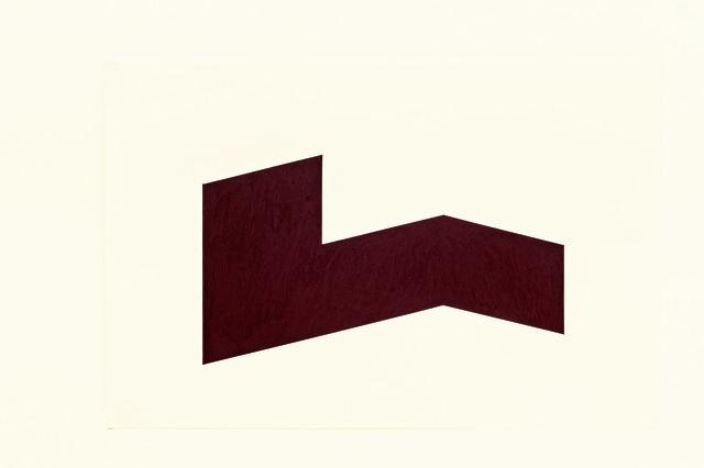 , 'C.D.-1,' 2018, Galerie Floss & Schultz