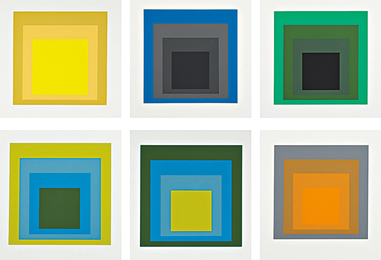 Josef Albers, 'Formulation Articulation I & II,' 1972, Phillips: Evening and Day Editions