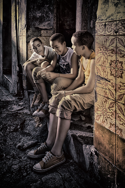 , 'Los Tres ,' 2013, The Perfect Exposure Gallery