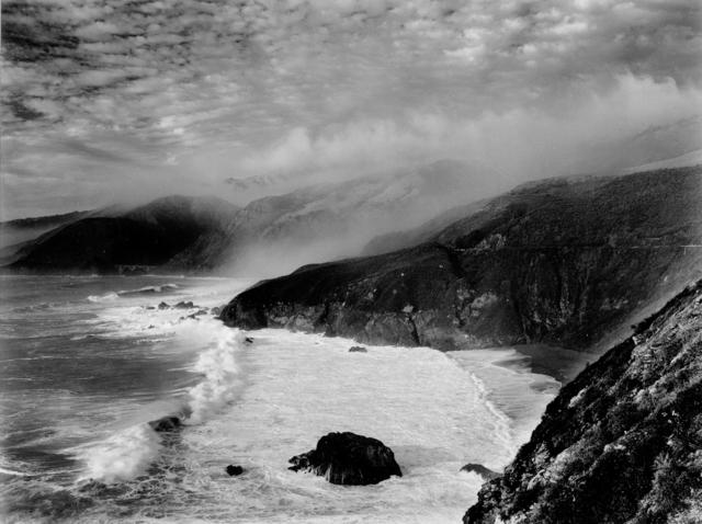 Wynn Bullock, 'Untitled [Coastal View Near Big Sur]', 1954, Michael Dawson Gallery