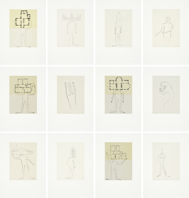 , 'Nómadas,' 2009, Galería La Caja Negra
