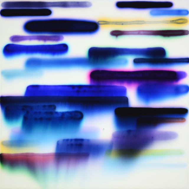 , 'Strands (Purples & Blues),' 2017, William Baczek Fine Arts