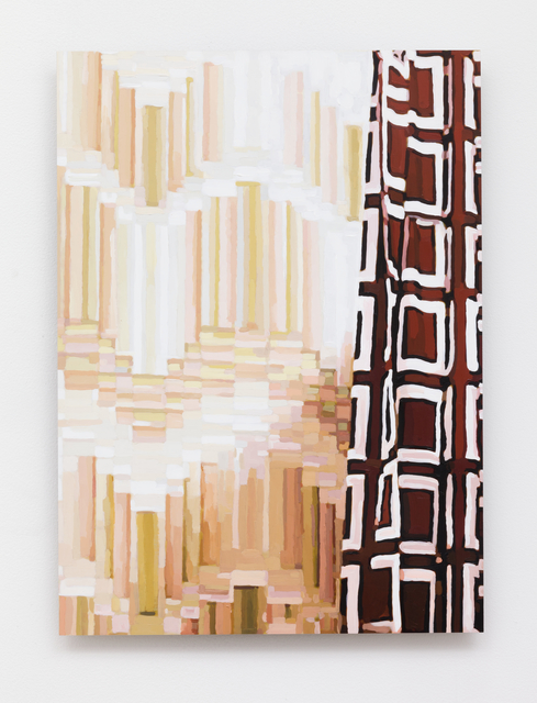, 'Obscene: Untitled (Geometric Curtains),' 2013, Meliksetian | Briggs