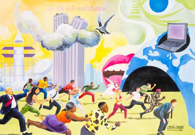 , 'Les défis de la mondialisation,' 2016, Africa Bomoko