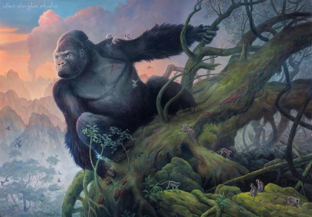 , 'Kong,' , IX Gallery