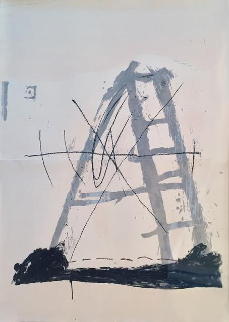 , 'L'echelle,' 1968, Han Art