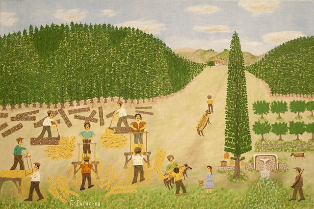, 'Loggers,' 1988, C. Grimaldis Gallery