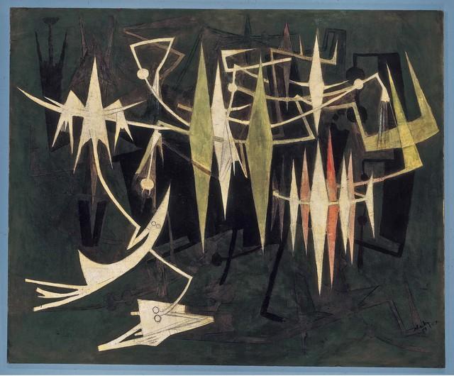 , 'Al Final de la Noche,' 1969, Museo Reina Sofía