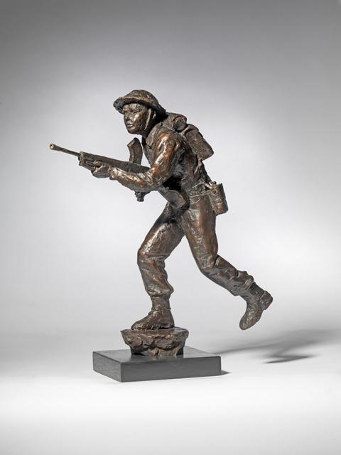 David Williams-Ellis, 'D-Day Soldier IX', 2019, Portland Gallery
