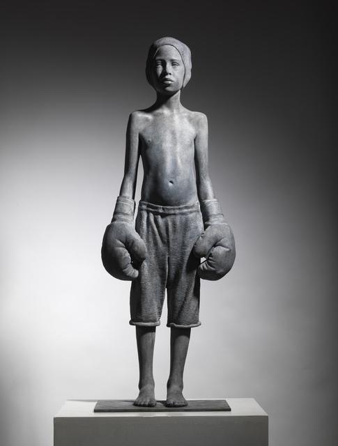 , 'No. 185 Boxing Boy,' 2019, Sladmore