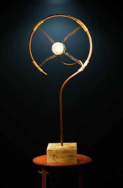 , 'ComPUSter Lamp TYPE B,' 2017, 11 [HellHeaven]