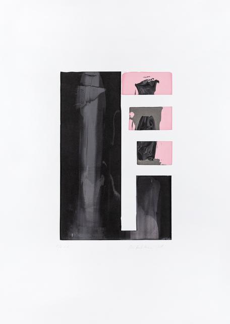 Silvia Binda Heiserova, 'Nonplace IV', 2018, BBA Gallery
