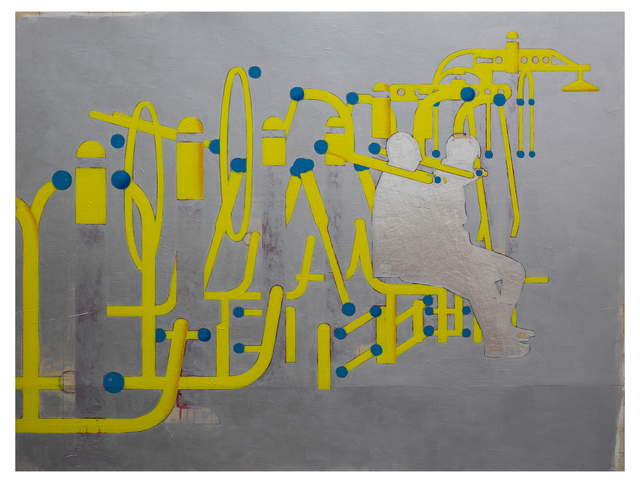 , 'View (VII),' 2017, Mai 36 Galerie