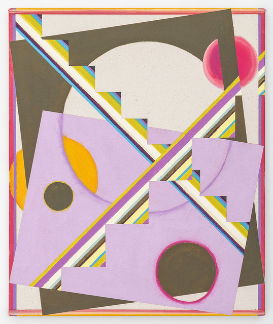 , 'No. 15 (Split Orbit),' 2017, Tempe Digital