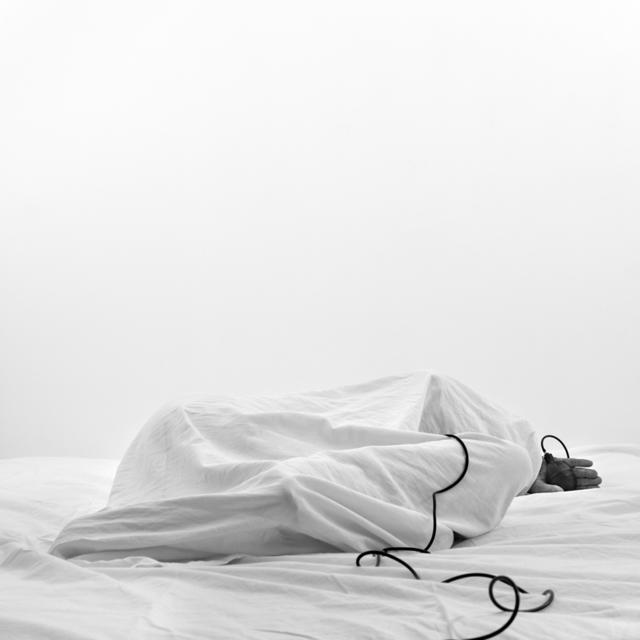 , 'Noir#8,' 2013, Tyburn Gallery