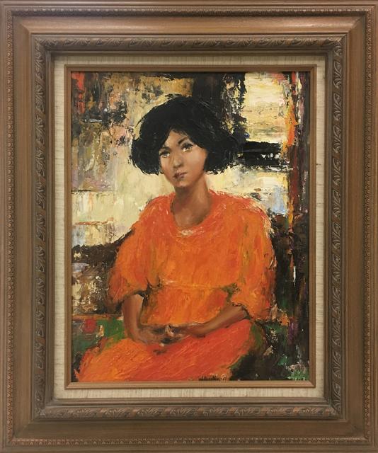 , 'Portrait 15,' , Baterbys Art Gallery