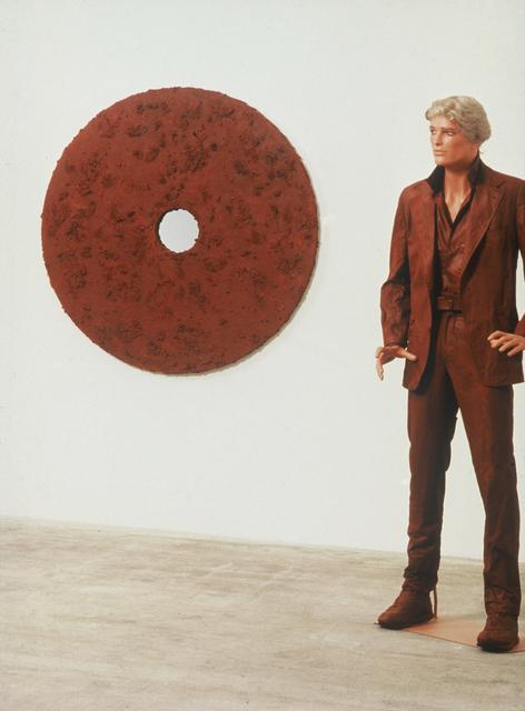 , 'My Friend (right side),' 1989, Galerie Isabella Czarnowska