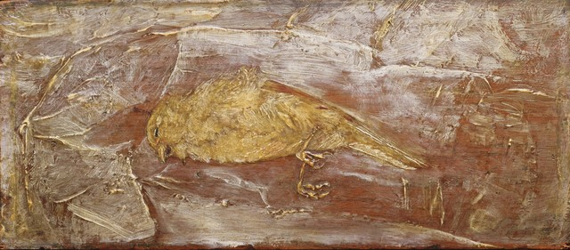 Albert Pinkham Ryder, 'Dead Bird', 1890s, Phillips Collection