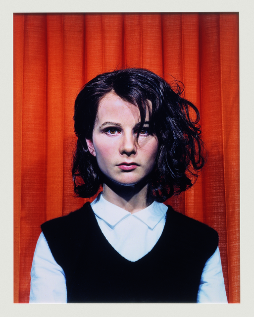 Gillian Wearing, 'Self Portrait at 17 Years Old', 2003, Statens Museum for Kunst