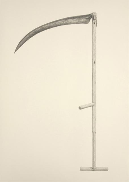 , 'Scythe,' 2010-2011, Robert Kananaj Gallery