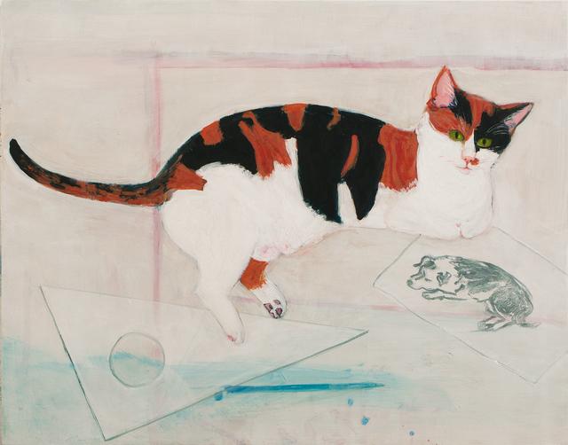 , 'Langston,' 2015, Locks Gallery