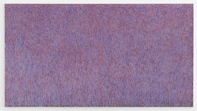 , 'Blue Red Orange,' 2004-2008, Jane Lombard Gallery