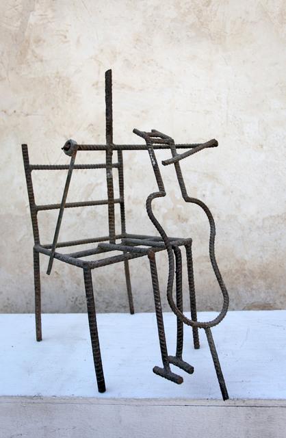 Mohammed Bulhiah, 'Untitled', 56th Venice Biennale