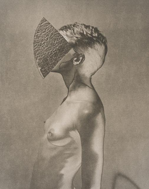 John Casado, 'Untitled 11299', 1998, Photography, Lith silver gelatin print, Andra Norris Gallery