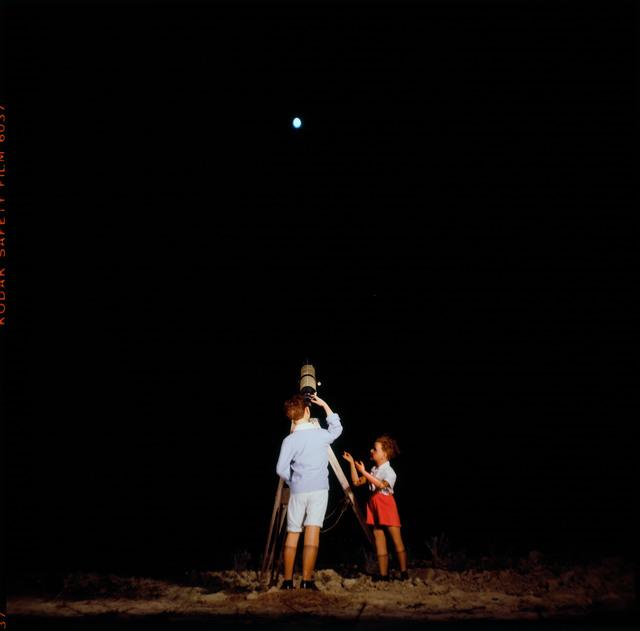 , 'Le téléscope,' 1977, Matthew Liu Fine Arts
