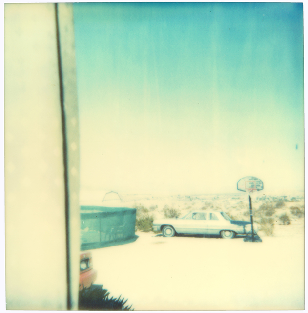 Stefanie Schneider, 'Untitled (29 Palms, CA)', 1999, Photography, Analog C-Print, hand-printed by the artist on Fuji Crystal Archive Paper, based on a Polaroid, not mounted, Instantdreams