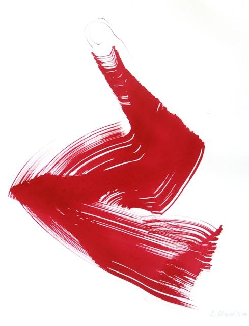 Bettina Mauel, 'The Red Cloth 92', 2016, Artspace Warehouse