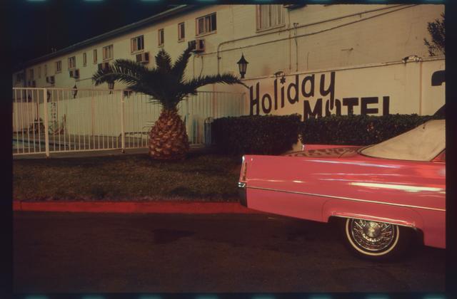 , 'pepto motel,' 2015, Chainlink Gallery