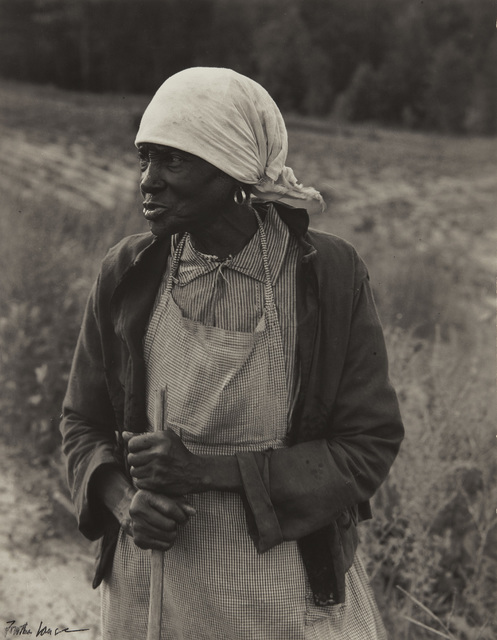Dorothea Lange, 'Ex-Slave with a Long Memory, Alabama', 1938, Phillips