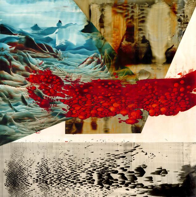 , 'Partition des niches,' 2019, Galerie D'Este