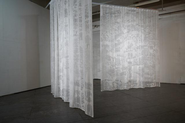, 'Veil,' 2017, Loop Alternative Space
