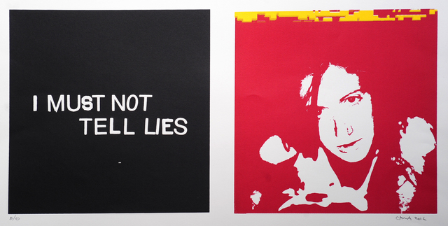 , 'I Must Not Tell Lies,' 2017, Back Gallery Project