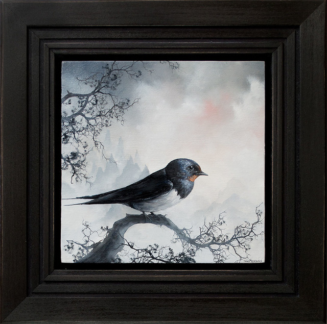 , 'Barn Swallow,' 2016, Haven Gallery