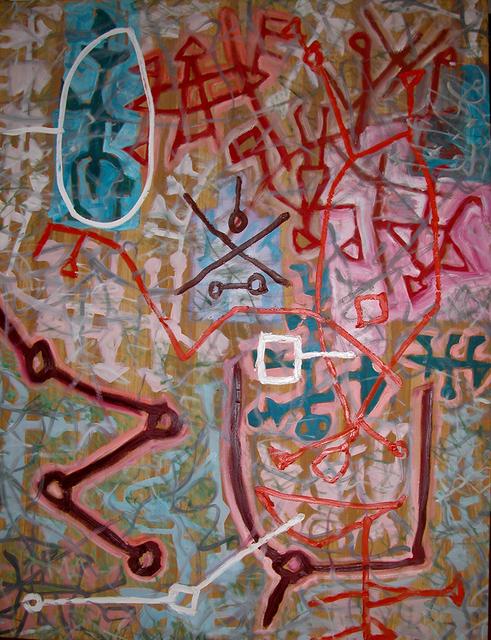 , 'Trace,' 2011, Galerie Dumonteil