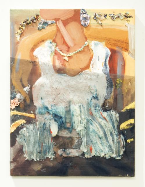 , 'Slash Light,' 2014, GRIN