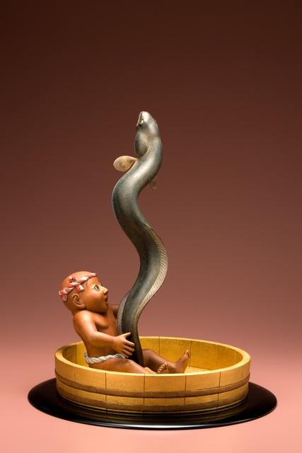 , 'Unagi-nobori-doji,' 2011, Y's Gallery