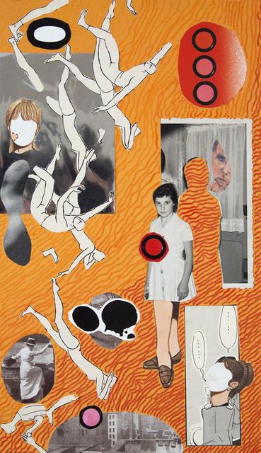 , 'Orange You Glad,' 2017, Court Tree Gallery