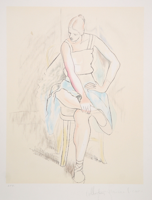 Pablo Picasso, 'Femme Assise, 1920', 1979-1982, RoGallery